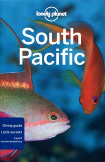 South Pacific / Reiseführer Lonely Planet (Englisch)