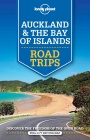 Auckland & Bay of Islands Road Trips / Reiseführer Lonely Planet (Englisch)